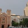 バンコクにある歴史ある教会、アサンプション大聖堂が美しすぎた!!