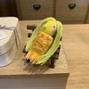 アマビエさん、宇美八幡さんの和菓子屋さんに。メールで届きました。かわいい!です。