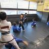 月曜日フルタイムキッズ柔術クラス。