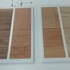 床材はメンテナンスフリーの天然木材合板を採用!正直迷いました!(平家30坪に4人で暮らす)