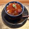 🚩外食日記(☆300)    宮崎ランチ   「鮨と魚肴 ゆう心」★15より、【海鮮ちらし】【輝き(6品)】‼️