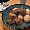 豚の角煮、煮卵いっぱい