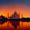 How can you explore the monuments of Agra beautifully without a convenience?