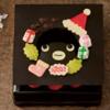 391:クリスマスケーキはペンギンにおまかせ!グランスタのケーキが魅力的です
