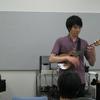 6/26小竹遼によるウクレレソロセミナー終了レポート!
