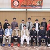 青山FC中等部AFC94第26期生卒団式