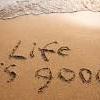 誰でも幸せになれる4つの法則-人生は幸せ以上のものがある