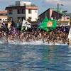 寒中水泳大会。体力に自信がある方はどうですか?