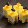 マンゴーレアチーズケーキのレシピ