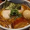リニューアルした麺屋武蔵!「 創始 麺屋武蔵 」で創業当時のサンマ節炸裂!(246杯目)