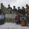 関西百名山シリーズNo.61  耐寒登山・大和葛城山