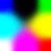 自己組織化マップで色マップ画像作成