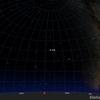 「木星にガニメデとエウロパ(ガリレオ衛星)の影」2021年8月16日 0:25~2:55頃 同時に見えるかも?!