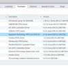 ESXiのvibパッケージをブラウザ上で確認する方法(Host Client)
