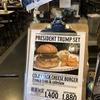 トランプ大統領が食べた「マンチズバーガー シャック」のハンバーガーを食べてみた