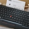 ThinkPad TrackPoint II キーボード (英字配列) を導入した