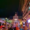 香港のクリスマスイルミネーションのおすすめスポット3選とアクセスを紹介