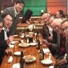 午後、ヤマトホールディングス本社訪問。夜、知研セミナー「山川健次郎」