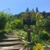 <宿泊レポート>素敵なご夫婦。手作りの気持ちの良い庭。岩手県遠野市「やまがら文庫」