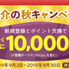ECナビで新規入会キャンペーンで1000円分もらえる!「紹介の秋」みんなで満腹!やり方は??