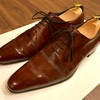 靴磨き初心者が無謀にもアンティーク磨きに挑戦