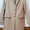 【お買い物タヌキ】UNIQLO(ユニクロ)のウール&カシミヤのチェスターコート