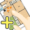 間取りTouch+ お部屋のデザインに役立つ図面作成アプリ♪