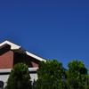 台風一過の青空:空を青く撮るコツ