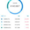 WealthNavi (ウェルスナビ)for SBI証券で投資30日目