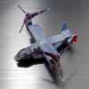 V-22オスプレイ 護衛艦いずもペーパークラフト 艦載機その2
