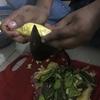 バングラデシュの料理ってどうするの?包丁の使い方がかわっているんです