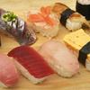 【写真複製・写真修復の専門店】握り寿司の画像をシャキッと!