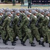 平成28年度 自衛隊記念日 観閲式 方面統一訓練 2016