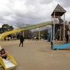 袖ヶ浦市は公園天国?百目木(どうめき)公園で冬の休日を楽しむ。