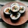 【レシピ】野菜たっぷり韓国風巻き寿司・キムパ