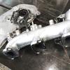 ハイエースのエンジン修理 その14 掃除の続きと、サーモスタット