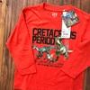 赤が好きなオータム長男のためのTシャツ