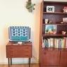 【アルメダールス】北欧柄のキッチンタオルを使って気軽に部屋の模様替え。