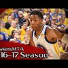 Patrick McCaw Full Highlights 2017 WCF Game 2 vs Spurs - 18 Pts, 5 Assists, 3 Stls.