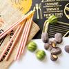 《お菓子とデザイン》江崎グリコ「ポッキー贅沢仕立て」の3種類目は、季節限定の果肉入りチョコレート