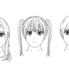 ~人物~ 髪型を考える 女性 まとめ