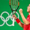 男子テニス・錦織、五輪初の4強 接戦制す