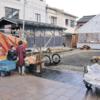 朝市通りに1日単位で貸し出すチャレンジショップ「輪島朝市横丁」が完成