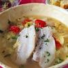 最後の一滴までスープが美味しい、白菜と塩豚の煮込み