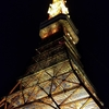 2月14日(木) 夜の東京タワー。