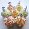 【姫カップケーキ】お家時間で楽しくお菓子作り(^^)