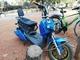 シェムリアップでの移動手段 レンタル電動バイクBlue Electric bike編
