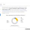 Windows7 Chrome のサポートが 2022 年まで延長されるようです