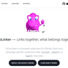 GitHubライブラリ探索を簡略化OctoLinker