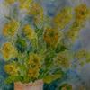 2017年:4月 『春を描く - 菜の花』